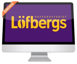 Adwordskampanj till Löfbergs
