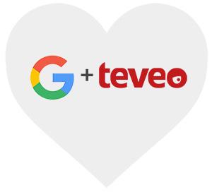 Google väljer Teveo Digitalbyrå